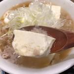 108244936 - とぅるんっと頂けるお豆腐