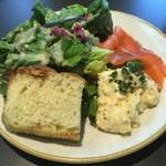TSURUMI DINING - 前菜盛り合わせ
