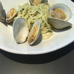 TSURUMI DINING - 白ハマグリのボンゴレビアンコ