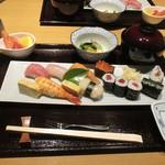 柳寿司 - 平日限定ランチ にぎり寿司