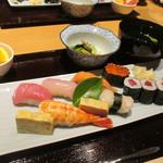 柳寿司 - かんぱち