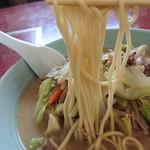 一龍宝 - スープを煮含んでモチッとしてます