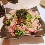 四ツ谷胡桃屋 - 本日のサラダ