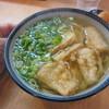 麺工房なか - 料理写真:ごぼ天うどん