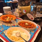 PIZZA SALVATORE CUOMO - ペンネやお肉料理