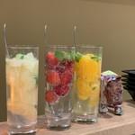 VERDE cafe&bal - 州の果実タップリモヒート