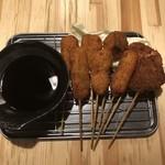 焼き鳥 個室肉バル 蓮 -