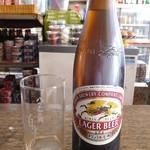 三島商店 - ドリンク写真:キリンラガービール(大瓶)