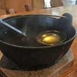 108267421 - 透き通る絶品スープ☆