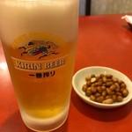 台湾家庭料理梅園 - ドリンク写真: