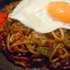 ガンボとゴンタくん - 料理写真:焼きそば