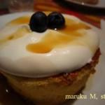 カンテ - メープルシフォンケーキ