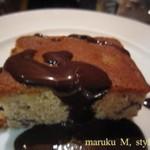 カンテ - 栗のバターケーキ