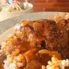 サンホセ - 料理写真:ハンバーグカレー