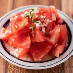 バスク風トマトサラダ
