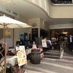 108275598 - 2019/05 品川駅高輪口を出て第一京浜を渡ったところ…京急ショッピングプラザ ウィング高輪の WEST 1階…品川プリンスホテルの至るセンターコートに位置する高輪バール・デルソーレ