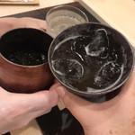 すし昇 - 乾杯☆