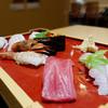 味人膳 - 料理写真:上にぎり