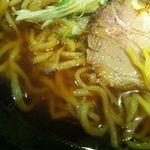 らーめんのフーサワ - 麺