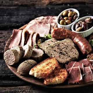 ◆イタリアトスカーナの前菜・野菜料理◆