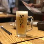 濱松たんと - 生ビール