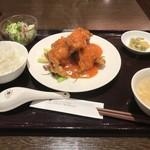 安心野菜の中華とオーガニックワイン 華菜家 - 日替わりランチ 780円