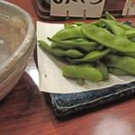 囲炉裏 醸家 - 枝豆