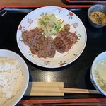 牛たん焼き 仙台辺見 -