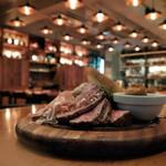 モンスーンカフェ  - 肉の盛り合わせ