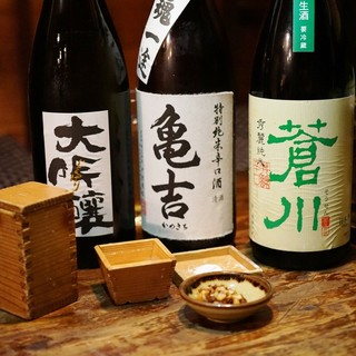 唎酒師が選ぶ青森の有名な酒、県外に出回らない稀少な日本酒