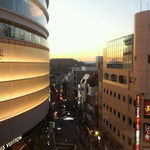 銀座 鳳鳴春 - お店からの眺め