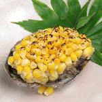 日本料理 空海 - もろこし焼
