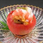 日本料理 空海 - フルーツトマト釜