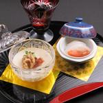 日本料理 空海 - 前菜