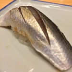 銀座寿司幸本店 - こはだ