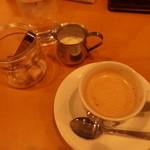 豊後牛ステーキの店 そむり 鉄板焼 - (2019年02月)コーヒー