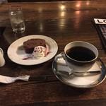 Mironganuoba - コーヒーとケーキ