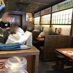 三田製麺所 - 店内