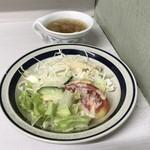108297632 - サラダ&スープ