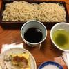利久庵 - 料理写真:もりそば 更科ですね。細切りの上品な味です