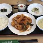 Shikishunsaikounanshun - ランチ:¥850