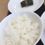 Shikishunsaikounanshun - ご飯と副菜