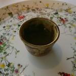 108298845 - 白アスパラの茹で汁
