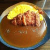 カレーのふらのや - 料理写真:ミルフィーユチーズポークカツカレー