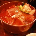 おふくろの味 みゆき - マグロ丼