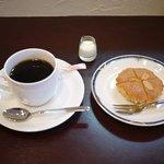茶珈香 - その日の気分をお伝えすればコーヒーを選んでくれます。