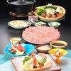 木曽路 - 料理写真:北の幸しゃぶしゃぶコース