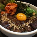 108301536 - ・ハラミ丼