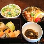 SHARI THE TOKYO SUSHI BAR - ハイ✨オサレ
