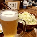 108306909 - ランチビールジョッキ500円